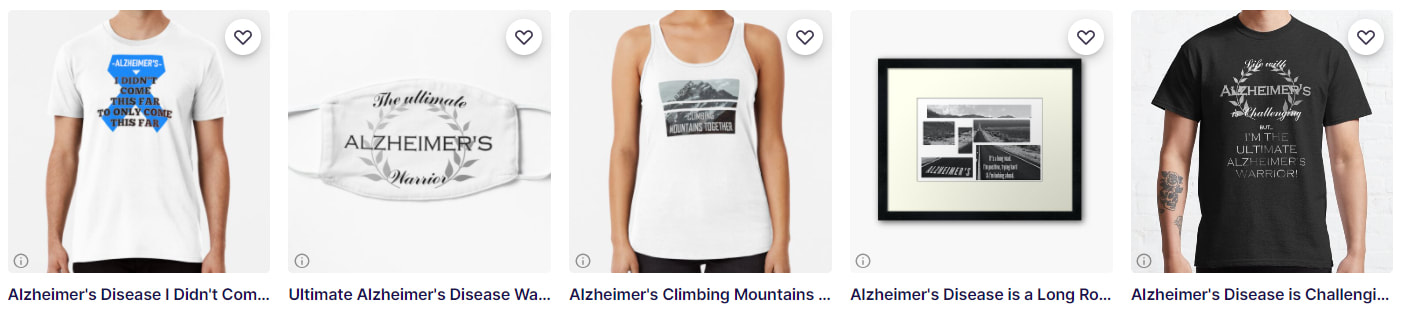 Gifts for man or woman with alzheimer's mens womens alzheimers disease presents living aids